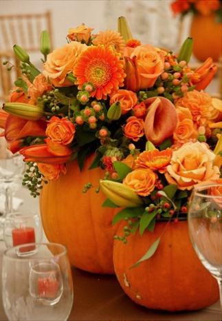 Pumpkin Vase #2